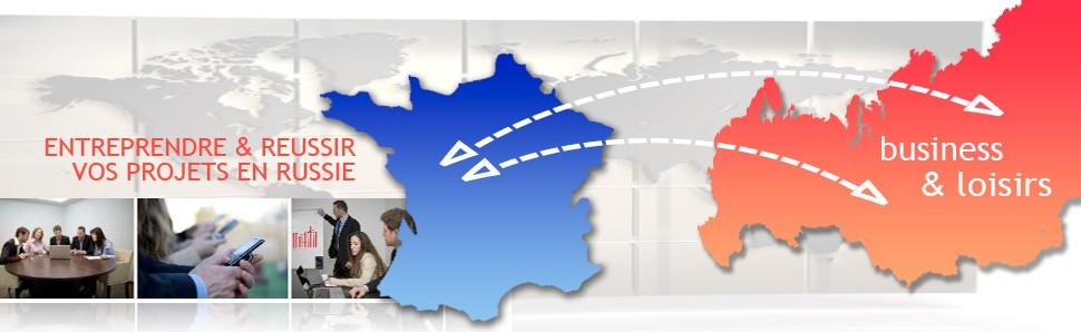 Russie Reussie.fr  : Entreprendre & reussir vos projets en russie